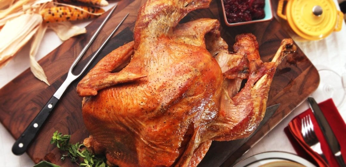 Top 10 Tips For A Safe Thanksgiving Dinner