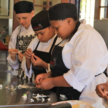 Cooking Course For Young People