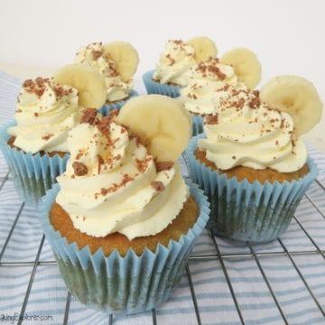 Recipe Banoffee Cake