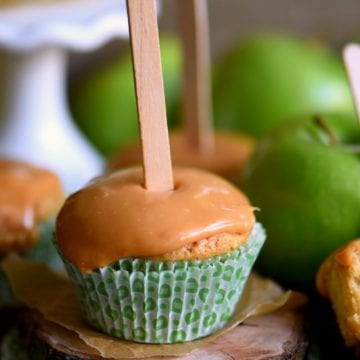 Recipe Caramel Apple Cake
