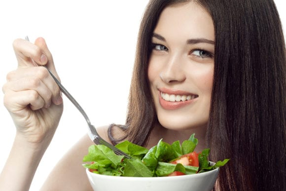 Guest Post  What To Eat To Have Beautiful Lustrous Hair