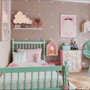 Stylish Ways To Decorate Your Children's Bedroom