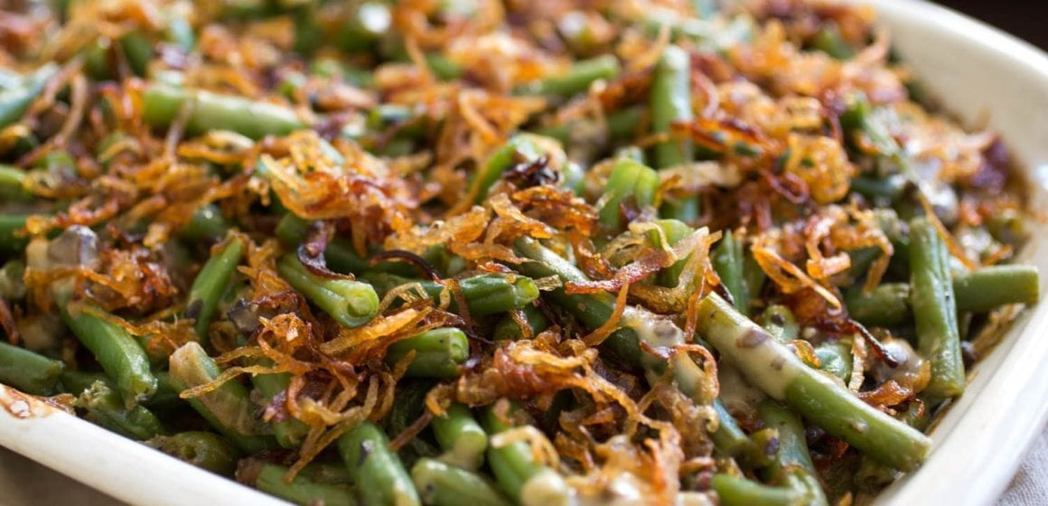 How To Make Spicy Green Bean Casserole