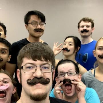 How To Host A Mustache Theme Party