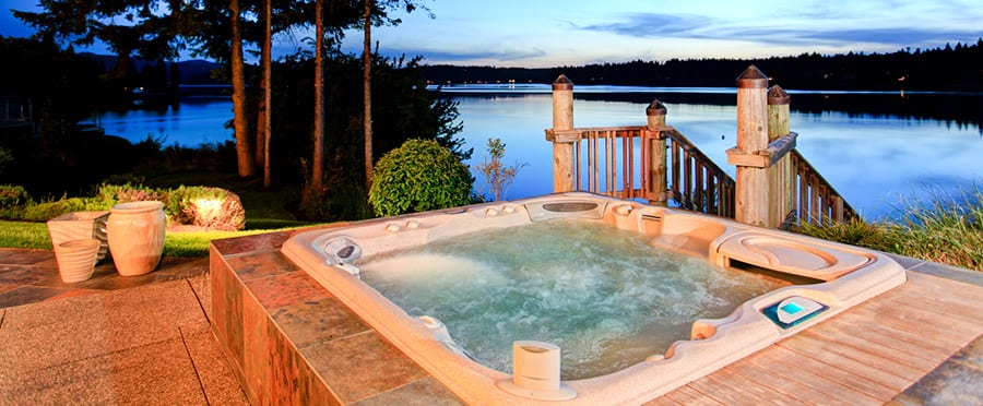 How To Prepare Your Hot Tub Winter Months