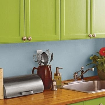 HOME REPAIR: FIXING KITCHEN CABINET SHELVES