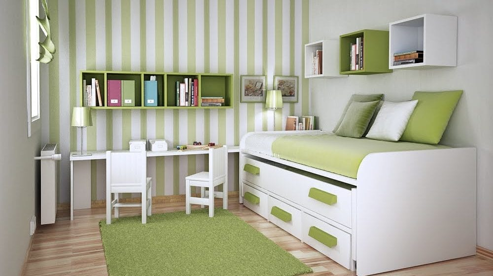 Best Space Saving Ideas For Kids Bedrooms