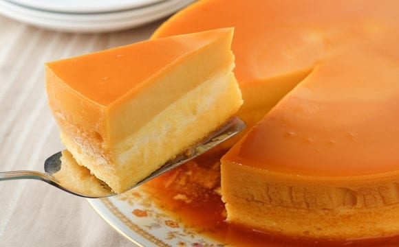Flan Cheesecake Cookie Recipe