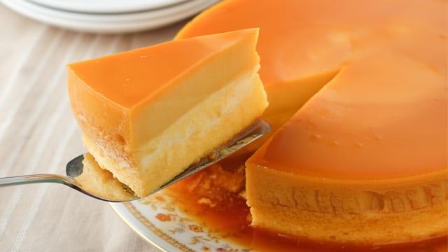 Flan Cheesecake Cookie Recipe