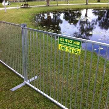 Why Hire Temporary Fencing When You Can Buy