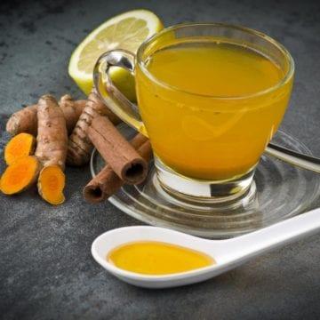 Turmeric Tea Recipe For Joint And Bone Health