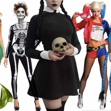 Over 20 Diy Halloween Costumes