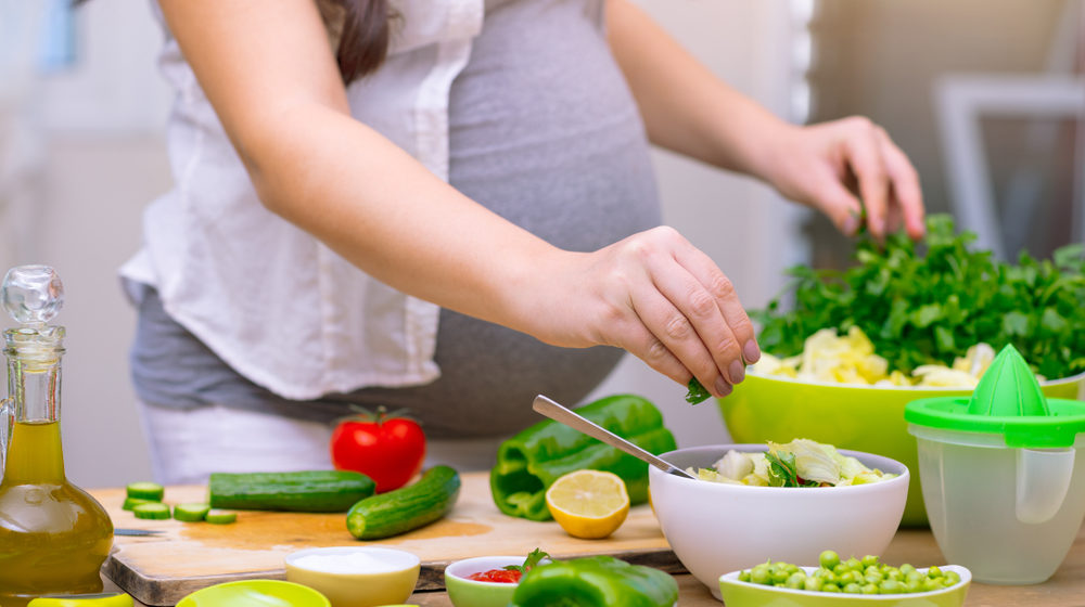 Top 3 Nutritional Tips For A Healthy Pregnancy