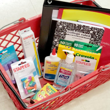 Help Your Local Schools With Safeway's Back-to-school 2 Ways 2 Save