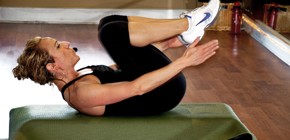 Building A Post Natal Fitness Plan