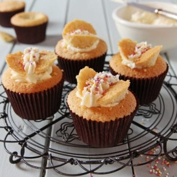How To Make Fairy Cakes?