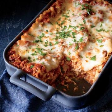 How To Make Healthy Beef Lasagna