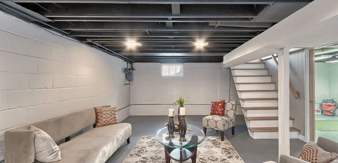 How To Change Design And Feel Of Your Home Basement On A Budget