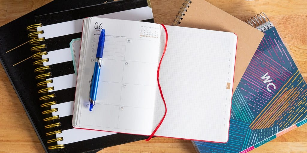 The Top Planners To Organize Yourself And Your Life