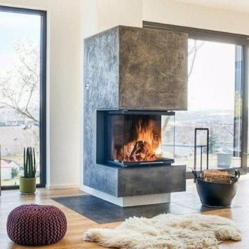 Best Modern Fireplace Design Ideas