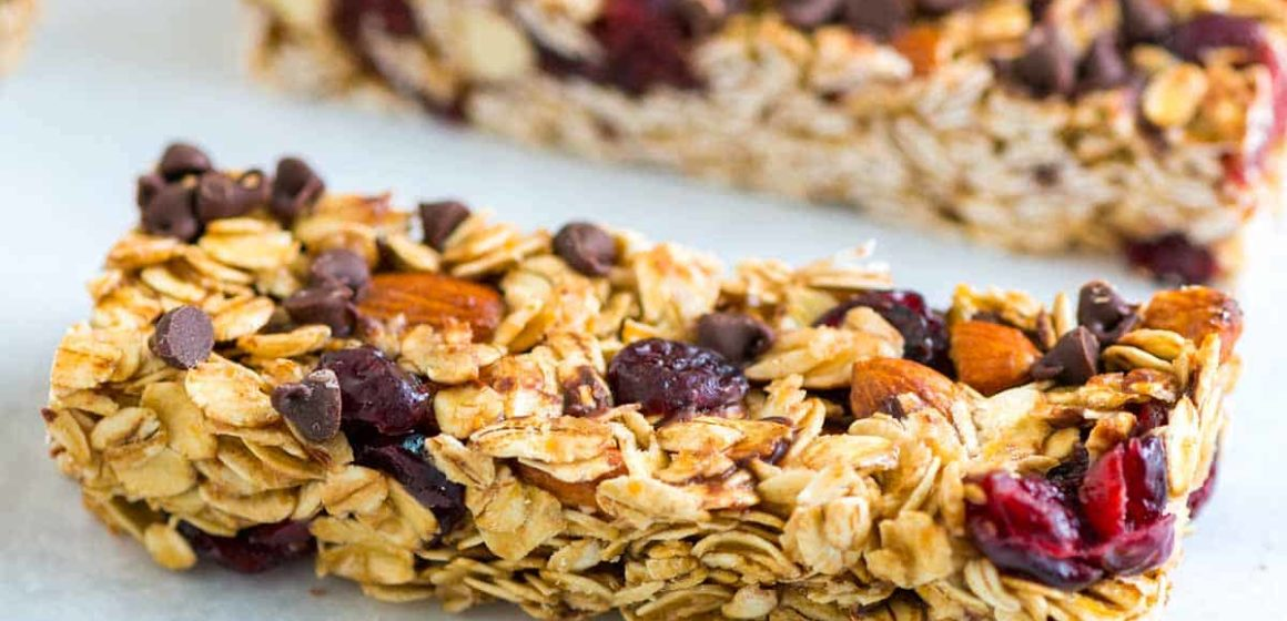 Easy Freezer Recipes Paleo Coconut Pecan Breakfast Bars
