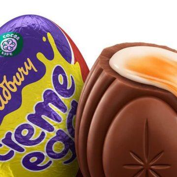 Easter Egg Ideas Marbled Whip Cream Easter Eggs