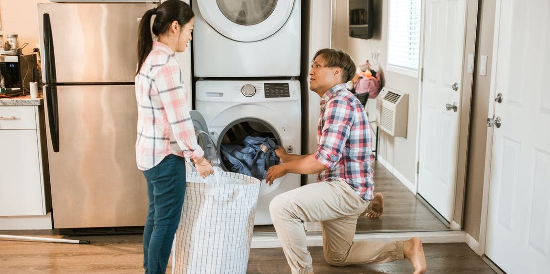 Don't have a laundry room? Here are some tips to add one!