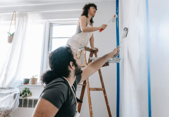 Top things that you should know before hiring house painters